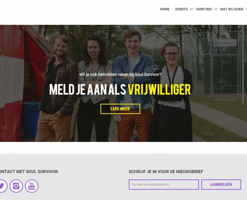 WordPress - Soul Survivor -