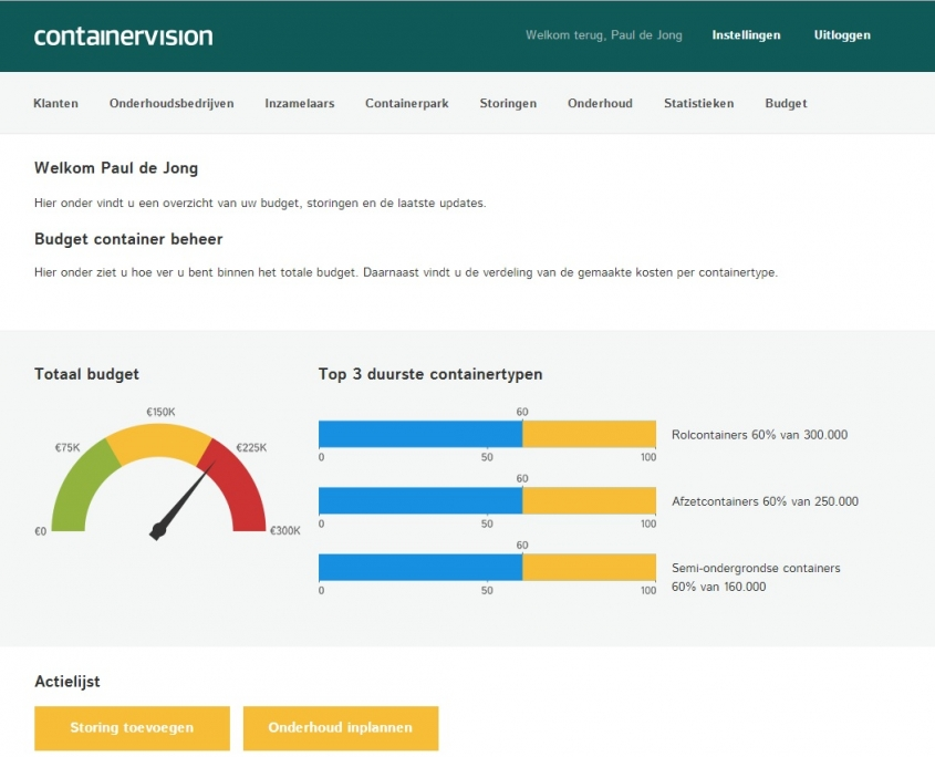 NEOS Flow - Containervision -
