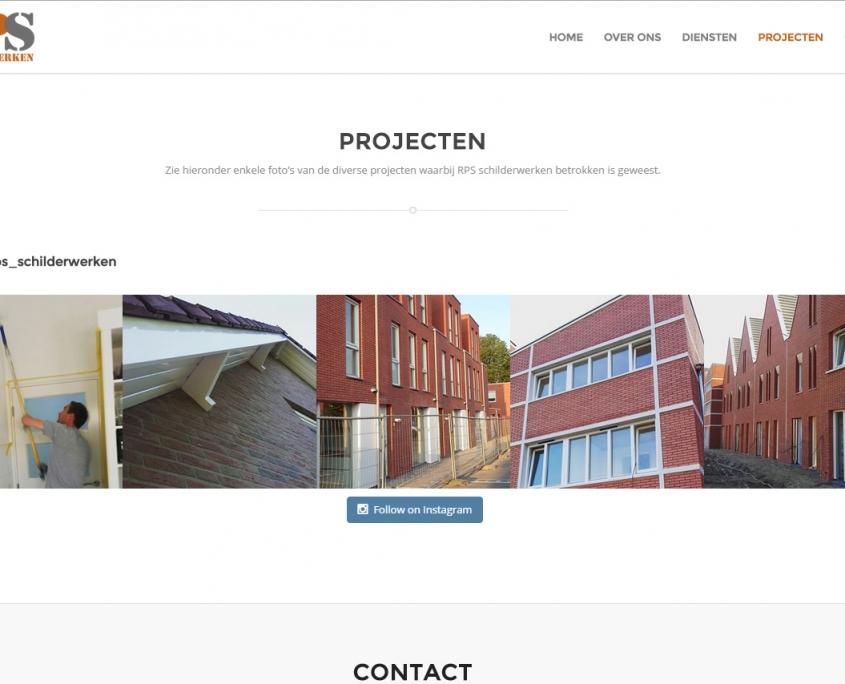 WordPress - RPS Schilderwerken - rps
