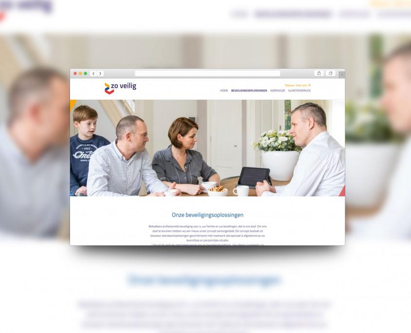 WordPress - Zo Veilig -