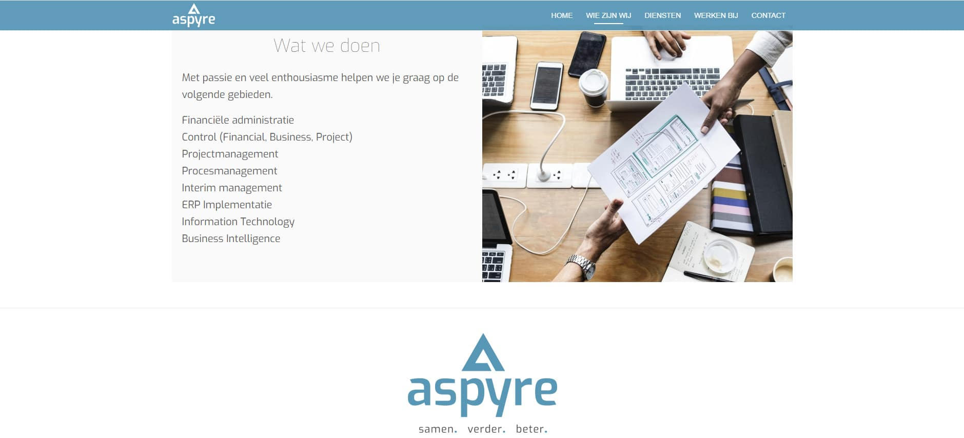 WordPress - Aspyre - aspyre