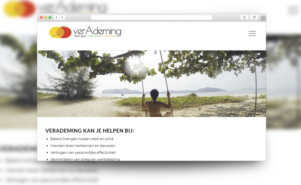 WordPress - verAdeming - verademing