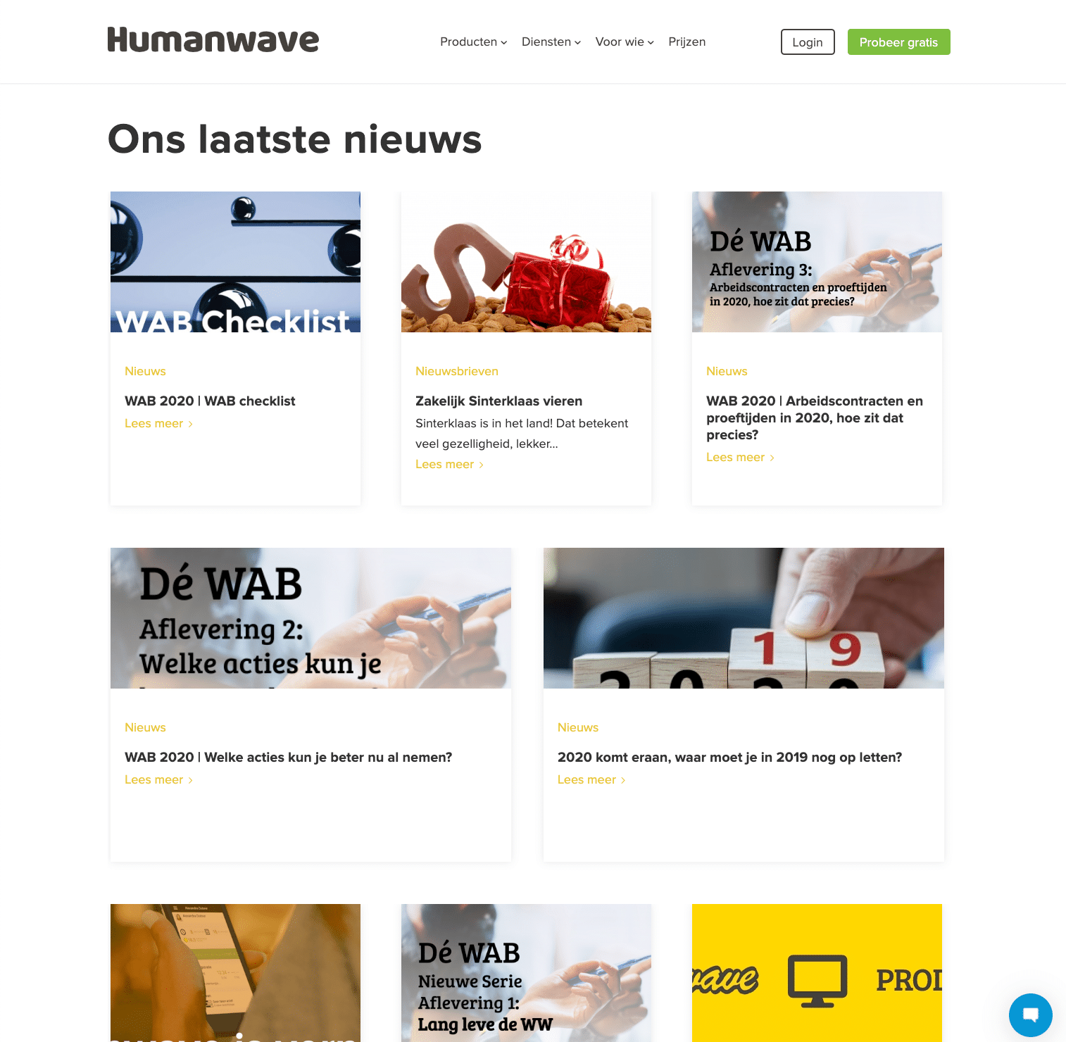 WordPress - Humanwave - humanwave