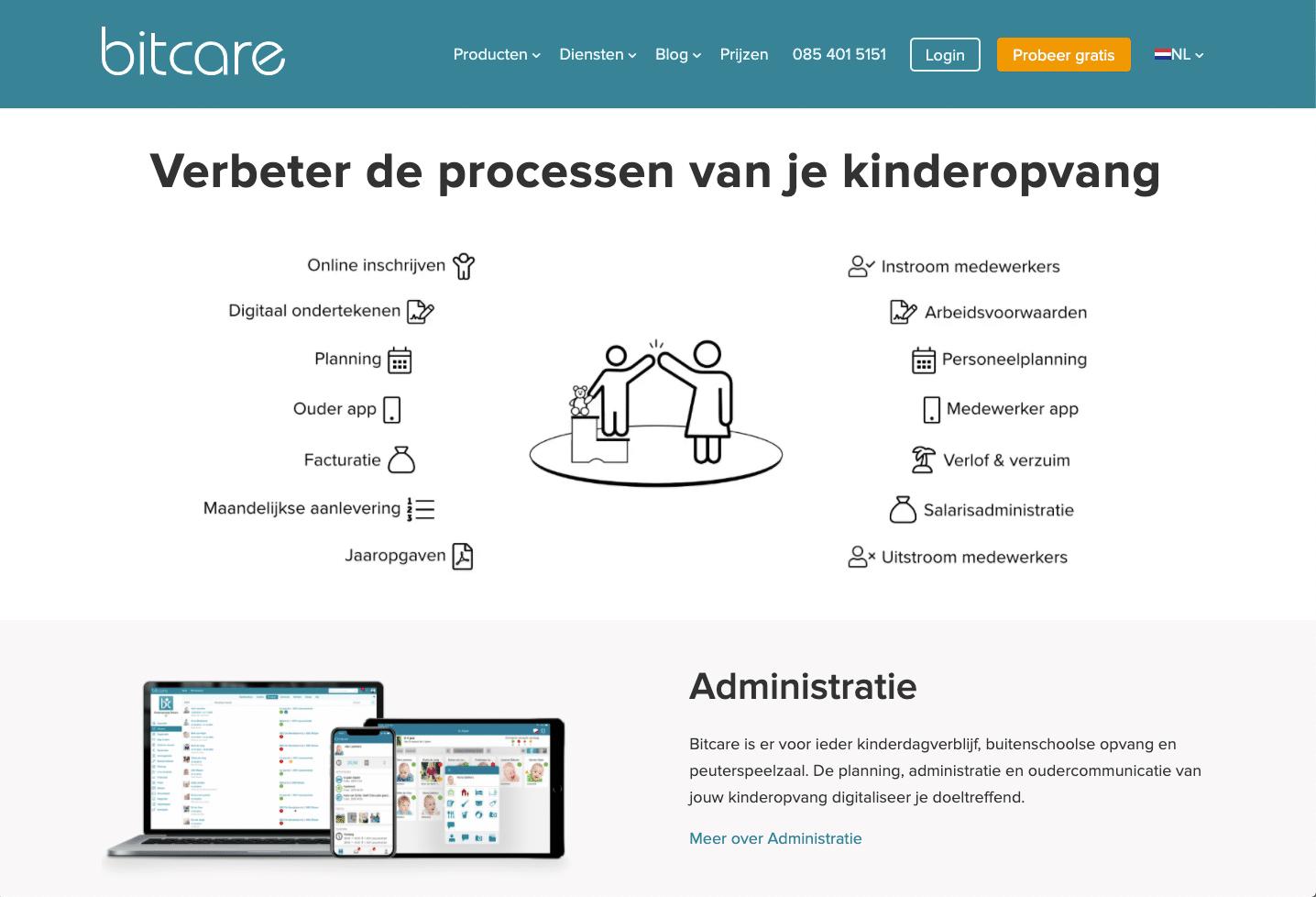 WordPress - Bitcare - Bitcare
