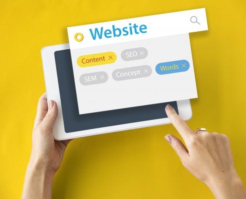 Is het belangrijk wie mijn wordpress website maakt - SEO