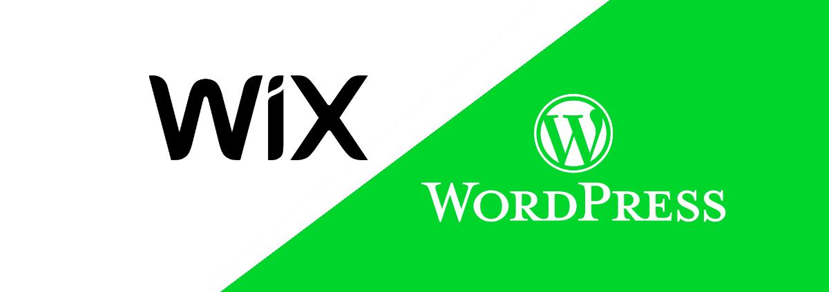 Waarom WordPress en niet Wix? - Wix