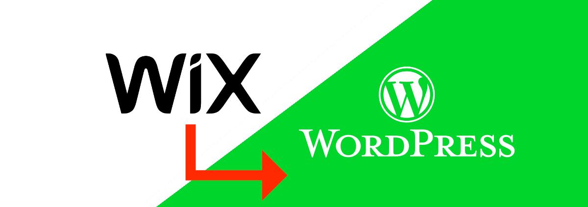 Wix blog importeren in WordPress - Complete Handleiding - wix
