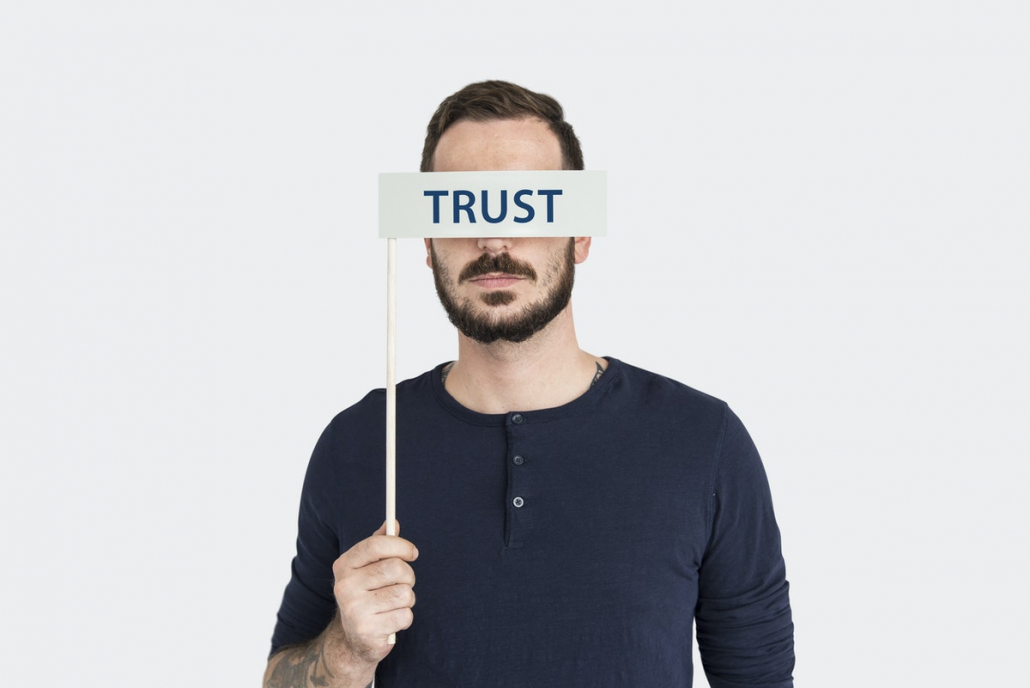 E-A-T en SEO - vertrouwen